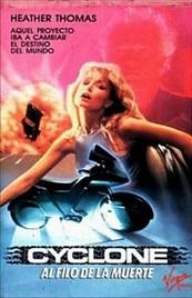 Ver Película Cyclone, al filo de la muerte (1987)