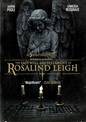 Ultima voluntad y testamento de Rosalind Leigh