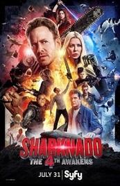 Ver Película Sharknado 4 (2016)