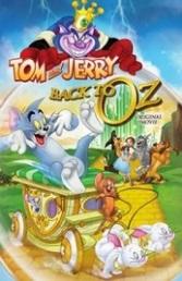 Ver Película Tom y Jerry: Regreso al mundo de Oz (2016)