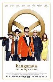 Kingsman: El circulo de oro (2017)