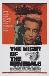 Ver Película La noche de los generales (1966)