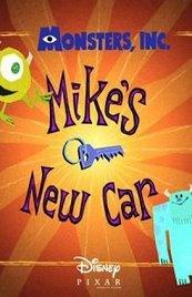El coche nuevo de Mike