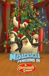 Ver Película Los pingüinos de Madagascar en travesura navideña (2005)