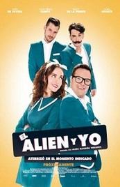 Ver Película El alien y yo (2016)