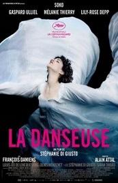 Ver Película La bailarina (2016)