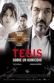 Ver Película Tesis sobre un homicidio (2013)