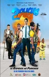 Ver Película Dos policías en apuros (2016)