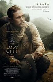 Ver Película Z. La ciudad perdida (2016)