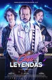 Ver Película Casi leyendas (2017)