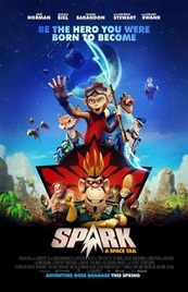 Spark, una aventura espacial HD-Rip