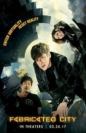 Ver Película Fabricated City (2017)