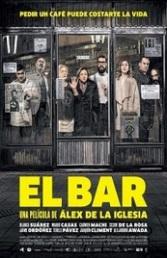 Ver Película El bar (2017)