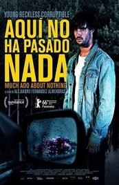 Ver Película Aquí no ha pasado nada (2016)