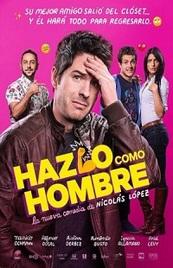 Ver Película Hazlo como hombre (2017)