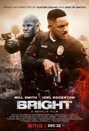 Ver Película Bright (2017)