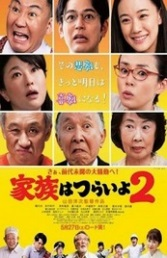 Ver Película Maravillosa familia de Tokio 2 (2017)