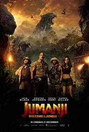Ver Jumanji: Bienvenidos a la jungla film
