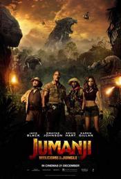 Ver Película Ver Jumanji: Bienvenidos a la jungla film (2017)