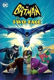 Ver Película Batman Vs. Dos Caras (2017)