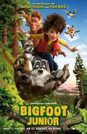 Ver Película El hijo de Bigfoot (2017)