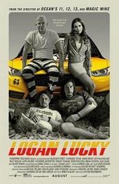 Ver Película La suerte de los Logan (2017)