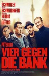 Ver Película Cuatro contra el banco (2016)
