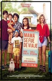 Ver Película Mamá se fue de viaje (2017)