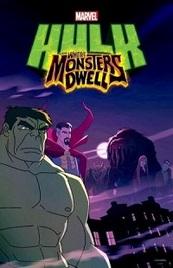 Hulk: Donde moran los monstruos
