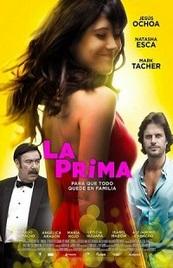 Ver Película La prima (2018)