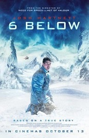 Ver Pelicula 6 Below: Miracle on the Mountain (2017)