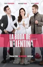 Ver Película La boda de Valentina (2018)