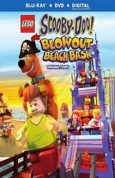 Ver Película Lego Scooby-Doo! Fiesta en la playa de Blowout (2017)