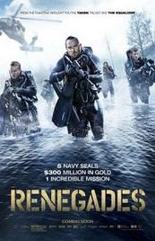 Ver Película Renegades (2017)