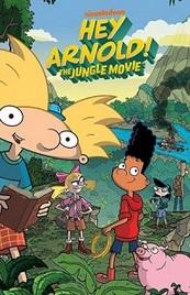 Hey Arnold Una peli en la jungla