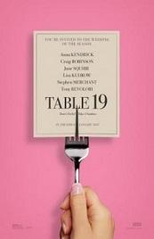Ver Película Mesa 19 (2017)