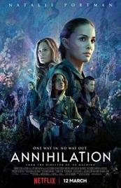 Ver Película Aniquilación (2018)