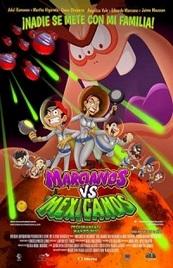 Ver Película Marcianos vs mexicanos (2018)