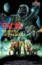 La batalla del planeta de los Ewoks