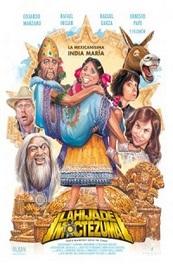 Ver Pelicula La hija de Moctezuma (2013)