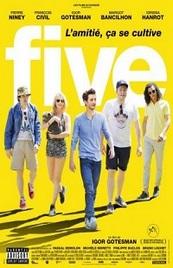 Ver Película Five (2016)