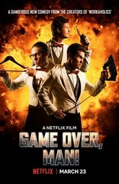 Ver Película ¡Game Over, tío! (2018)