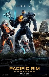 Pacific Rim: Insurrección Full HD