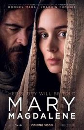Ver Película Mary Magdalene (2018)
