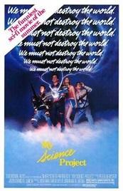 Ver Película Mi proyecto de ciencia (1985)