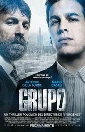 Ver Película Grupo 7 (2012)