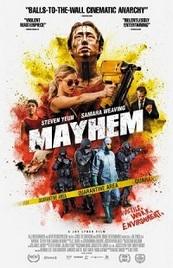 Ver Película Mayhem (2017)