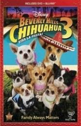 Ver Película Un chihuahua en Beverly Hills 3 (2012)