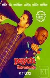 Psych: The Movie - 4k