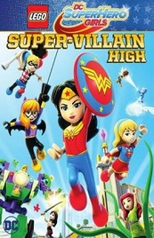 Ver Película Lego DC Super Hero Girls: Instituto de supervillanos (2018)